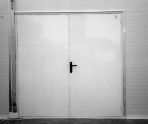 Naves industriales - Picaporte puerta aluminio ...